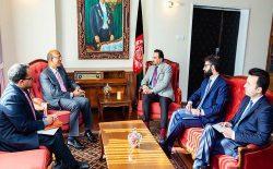 سرپرست وزارت خارجه و سفیر هند در مورد فیلم پانیپت گفتوگو کردند