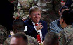 سفر غیرمنتظرهی ترامپ به افغانستان