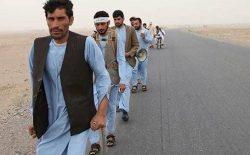 طالبان ۲۷ عضو کاروان صلح خواهان هلمندی را با خود بردند