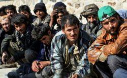 افغانستان در باتلاق اعتیاد