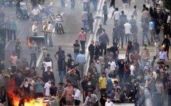 کشته شدن ۹ مهاجر افغان در اعتراضهای ایران