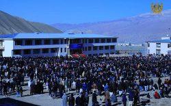 بیش از ۱۴۰۰ دانشجو از دانشگاه بامیان فارغ شدند