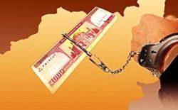 حکومت وحدت ملی عزمی برای مبارزه با فساد نداشت