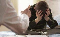 اثرات پرخاشگری والدین با کودکان