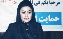 فضیله حورزاد: مسؤولان بولینگ و فوتبال ورزش افغانستان را به گند کشیدند