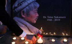 افغانستان و جاپان یک قهرمان را از دست دادند