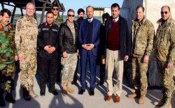 مقامهای امنیتی در بلخ: تحولات چشمگیری در بخشهای امنیتی رونما میشود