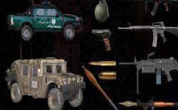 هزاران میل سلاح و صدها موتر از فرماندهی پولیس هلمند ناپدید شده است