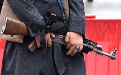 افراد مسلح  غیر مسؤول