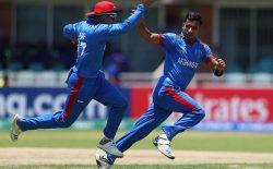 ببرهای آبی افغانستان تیم کرکت آفریقای جنوبی را شکست دادند