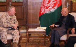 رییس جمهور غنی: نیروهای امنیتی توانایی دفاع از افغانستان را دارند