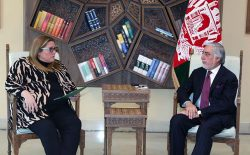عبدالله: ادامهی تنش میان ایران و امریکا بر روند صلح تأثیر منفی میگذارد