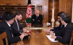 غنی: مشکلات و اولویتهای باشندگان کابل مشخص شود