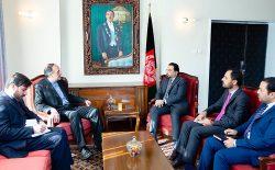 بهادر امینیان: ایران به تمامیت ارضی افغانستان احترام میگذارد