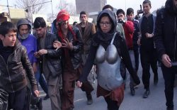 هنرمند بودن در افغانستان شغل خطرناکی است