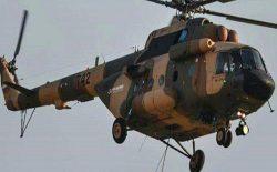 سقوط چرخبال ارتش در فراه دو کشته به جا گذاشت