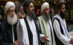 طرح کاهش خشونتهای طالبان به دست مذاکرهکنندگان امریکایی رسیده است
