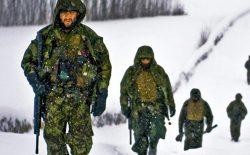 عملیات زمستانی ارتش؛ سرکوب طالبان گیرمانده در برف