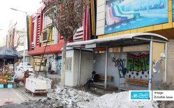 ایستگاههای شهری، زخمی بر تن شهر