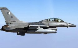 جنگ خلبانهای روس با اف-۱۶ های پاکستانی در جریان اشغال افغانستان