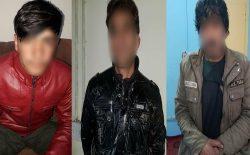 پولیس کابل۱۲نفر را به اتهام دستداشتن در جرایم جنایی بازداشت کرد