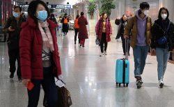 آمار قربانیان ویروس کرونا در چین ۲۵۹۲ نفر رسید