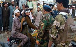 گروه طالبان روند کاهش خشونتها را آغاز کرد