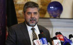 رحمتالله نبیل: حکومت مصالحهی ملی ایجاد شود