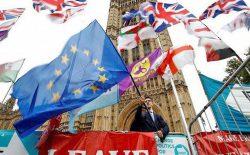 بریتانیا از اتحادیهی اروپا خارج شد