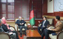 وانگ یو: شهروندان افغان در چین زیر مراقبت جدی قرار دارند