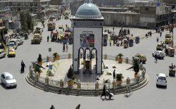 حمله بر کاروان نیروهای امنیتی در کندهار
