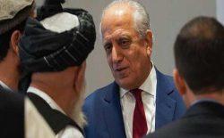 زلمی خلیلزاد با نمایندگان طالبان دیدار کرد
