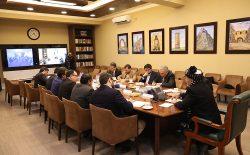 غنی: ولایت غور به شبکهی ملی وصل خواهد شد