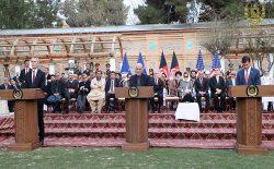 غنی: توافقنامهی صلح زمانی تطبیق میشود که طالبان به تعهدات خود عمل کنند