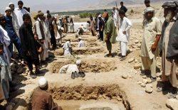 تقابل گروههای تروریستی با حکومت افغانستان عامل اصلی تلفات غیرنظامیان