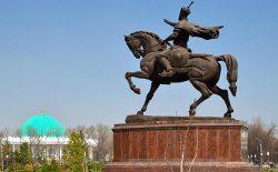 امیر تیمور نُمادی از امپراتوری بزرگ تُرکها در جهان