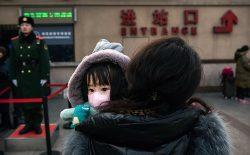 در یک روز گذشته نزدیک به ۱۴۰ نفر در چین جان باختند