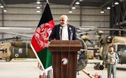 غنی در روز سرباز: نیروهای امنیتی صلح را به سرمنزل مقصود میرسانند