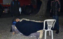 وضعیت بد مهاجران افغانستانی در یونان