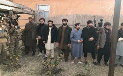 دو غیرنظامی و ۱۵ نظامی از زندان طالبان در کندز آزاد شدند