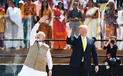 ترامپ به هند رفت؛ نقش دهلیجدید در تحول صلح افغانستان