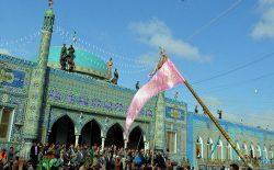 ویروس کرونا؛ جشن نوروز در مزارشریف لغو شد