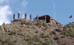 سقوط چندین پاسگاه امنیتی به دست هراسافگنان طالب در بدخشان