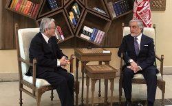 تأکید یوناما بر ایجاد حکومت همهشمول توسط عبدالله و غنی