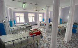 ایجاد شفاخانهی ویژه برای افراد مبتلا به ویروس کرونا در بلخ