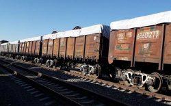 ادارهی خط آهن: واردات مواد غذایی به گونهی عادی جریان دارد