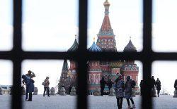زنگ قرنطین در مسکو به صدا در آمد