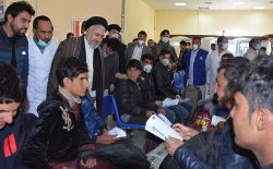 روزانه نزدیک به نُه هزار نفر به دلیل ویروس کرونا از ایران به افغانستان میآیند