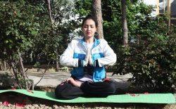 یوگا در روزهای قرنطین؛ آرامش جسمی و روحی