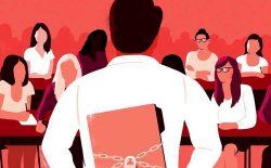 تجربههای خشونتهای روانی در بین دختران دانشجو